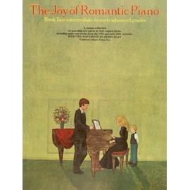 JOY OF ROMANTIC PIANO BOOK 2