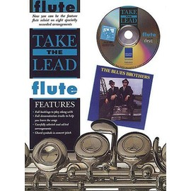 TAKE THE LEAD BLUES BROTHERS FLUTE CD