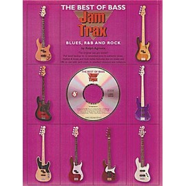 Jam Trax: The Best Of Bass Blues,  R&B And Rock Basse