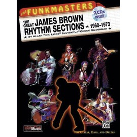 Brown james funkmasters 2 cd score tab