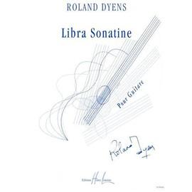 Libra Sonatine Guitare