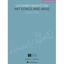 Art Songs and Arias Medium / Low Voice and Piano