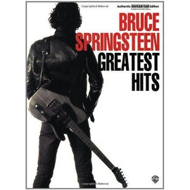 Springsteen bruce greatest tab