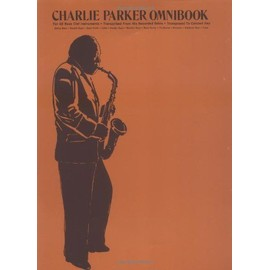 Charlie Parker Omnibook Bass Clef Edition