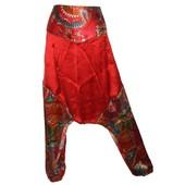 Sarouel Femme En Satin - Pantalon Ethnique