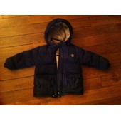 Doudoune Timberland � Capuche (Taille 4 Ans)