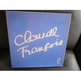coffret 4 Disque 33 tours +5 photos couleur+poster géant +derniere confidence de Claude François en 45 tours .