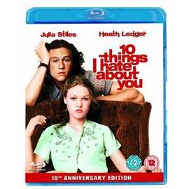 Image 10 Things I Hate About You (10 Bonnes Raisons De Te Larguer) Blu Ray