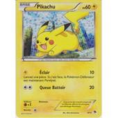 Carte Pok�mon - Pikachu 60pv Holo 5/12 (Mcdo 2013)