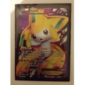 Jirachi Ex Full Art - Explosion Plasma