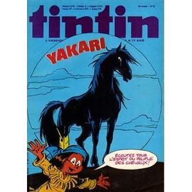 Hebdomadaire Tintin N� 254