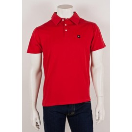 Quiksilver Polo Manches Courtes Qumje882 Comp Red Homme