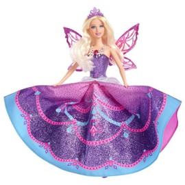Barbie Princesse Aux Ailes De Cristal