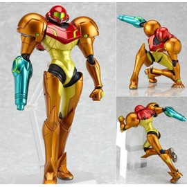 Metroid Other M - Action Figure Samus Aran - Figma Collection