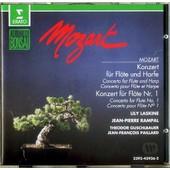 Concertos Pour Fl�te Et Harpe - Wolfgang Amadeus Mozart