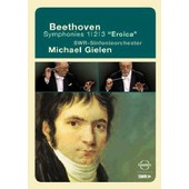 Michael Gielen - Beethoven: Symphonies Nos. 1, 2 And 3 - Eroica
