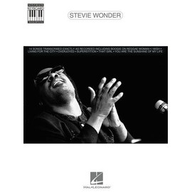 WONDER STEVIE NOTE FOR NOTE KEYBOARD TRANSCRIPTIONS