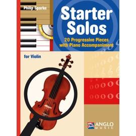 Starter Solos - Violin + CD