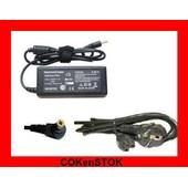 Chargeur Secteur Pour Ordinateur Portable Toshiba Satellite C855d-12j