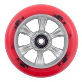 Trotinette Freestyle Roue Blunt 6 Spokes Red Vendue Avec Roulements Abec 9 - Taille 110mm-88a