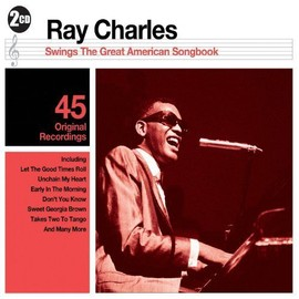 Ray Charles swings the great american songbook