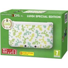 Image 3ds Xl Edition Spéciale (Limited Edition) 30ème Anniversaire Luigi