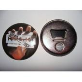 Heavy Metal Magnet Aimant Frigo Decapsuleur Judas Priest