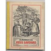 Almanach Du Vieux Savoyard 1970 de COLLECTIF