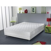 Ensemble Simmons Himalaya Couchage Eliv�a Sommier Pieds 160x200