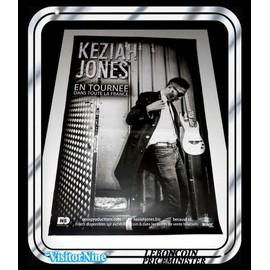Affiche / Poster - Keziah Jones - Concert Live (60x40 Cm)