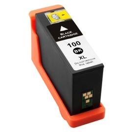 Cartouche D'encres Compatible Pour Lexmark 100xl 100 Xl Noir - Pour Lexmark Impact S305, Interact 605, Interpret S405, Intuition S505, Pro905, Pro805, Pro705, Prospect Pro205