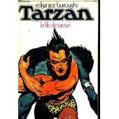 Tarzan Le Fils De Tarzan N�4. de EDGAR RICE BURROUGHS