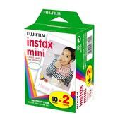 FUJI Instax Film Mini Bipack 2 X 10 Vues