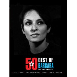 BARBARA BEST OF 50 TITRES