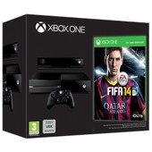 Xbox One Edition Day One + Fifa 14(A T�l�charger Sur Le Xbox Live)
