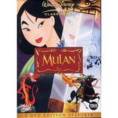 Mulan - �dition Collector - Edition Belge de Barry Cook