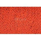 6m Cha�ne En M�tal Couleur Orange Maillons 2 X 3 Mm