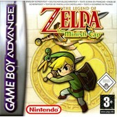 The Legend Of Zelda The Minish Cap - Ensemble Complet - Game Boy Advance