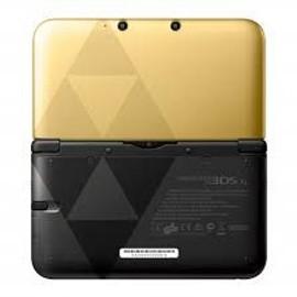 Image Console 3ds Xl Pack Zelda A Link Between Worlds