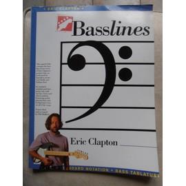 basslines eric clapton
