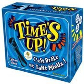 Time's Up Edition Bleue