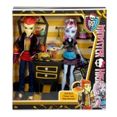 Poup�es Monster High Duo Abbey Bominable Et Heath Burns