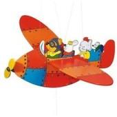 Goki Mobile En Bois Animals Airlines 54 Cm