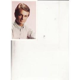 carte postale Claude François