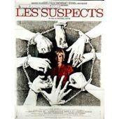 Les Suspects - Michel Wyn - Paul Meurisse - Affiche De Cin�ma Pli�e 120x160 Cm