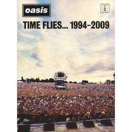 Oasis : Time Flies... 1994-2009 Guitar TAB