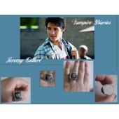 Bague Jeremy Gilbert Vampire Diaries Neuve