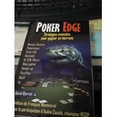 Poker Edge - Strat�gies Avanc�es Pour Gagner En Tournois de David Borrat
