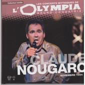 Les Concerts Mythiques De L'olympia - Claude Nougaro