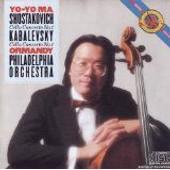 Cello Concerto 1 / Cello Concerto Shostakovich / Kabalevsky / Ma / Ormandy / Po - Ma, Yo-Yo